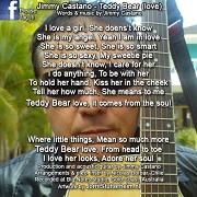 Teddy Bear (love)